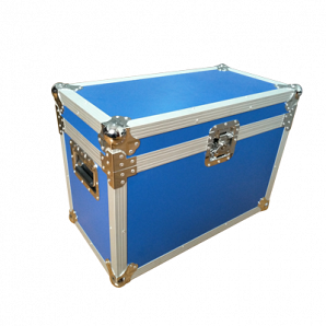 Blue Flight Case