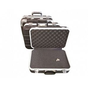 Plastic Case with Diced Foam