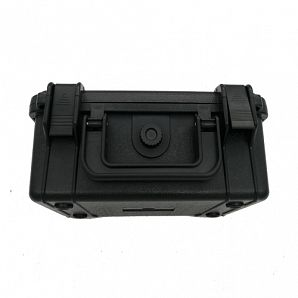 Lightweight waterproof plastic case with color