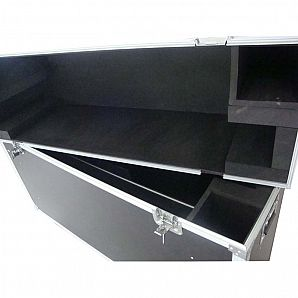 Aluminum Flight Case to Put TV