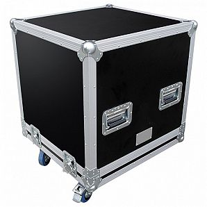 "Rack Flight Case - 18"" Deep"