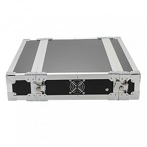 1.5 U Video Processor Flight Case