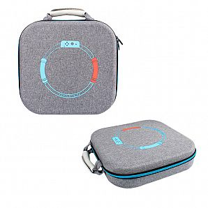 Custom protective shockproof hard EVA carrying case for fitness ring