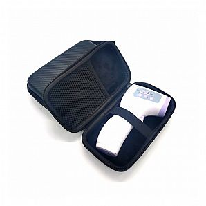 High quality hard custom shape carry eva storage case for thermometer